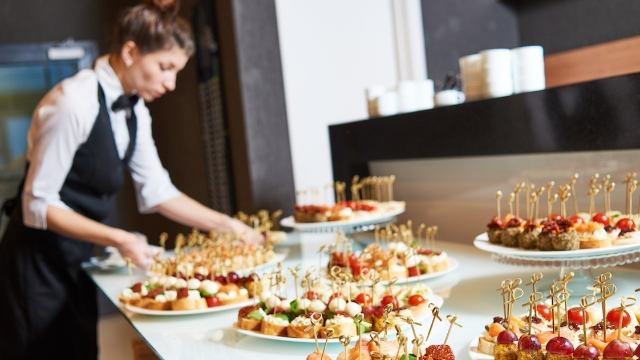 Caterers, DJs and event planners share stories about the 'saddest' parties they ever worked.