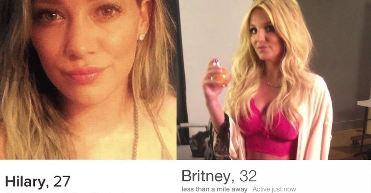 Do celebrities do online dating