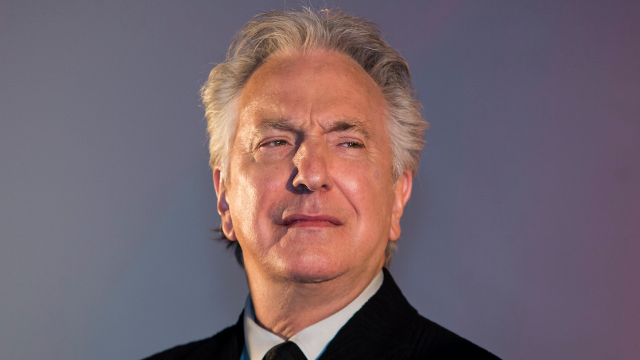 Celebrities responded to news of Alan Rickman's death, and they're just as sad as you are.