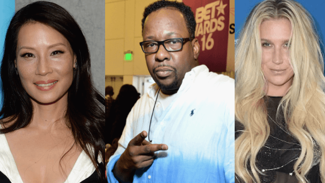 9 celebrities so horny they've hooked up with a ghost.
