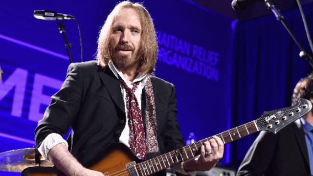 Celebrities mourn the death of rock legend Tom Petty.