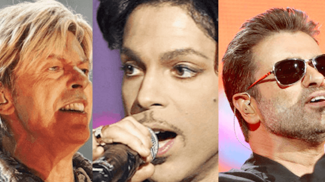 The long, sad list of celebrities who died in 2016.