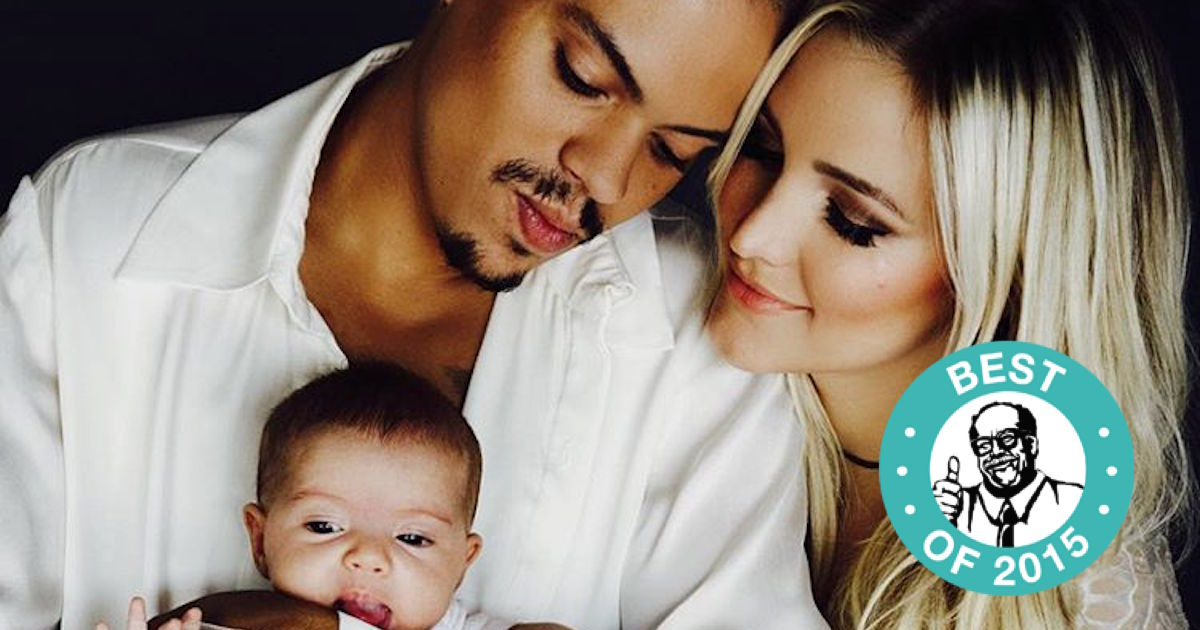 Top 20 celebrity baby names