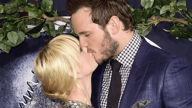Celebrity PDA that won't make you barf in your mouth.