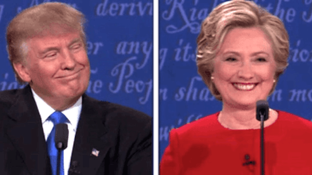 Heres What  Celebrities Were Tweeting During Last Nights Reality Show Of A Debate
