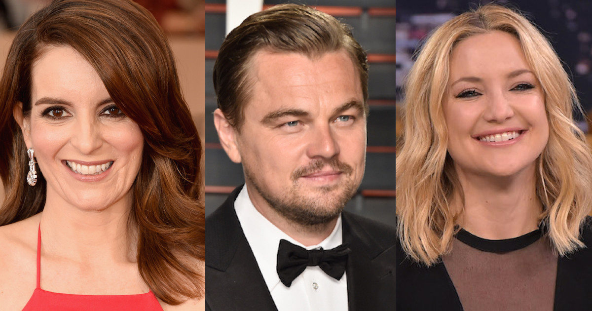 21 Celebrity Middle Names That Are Even Weirder Than The Names They