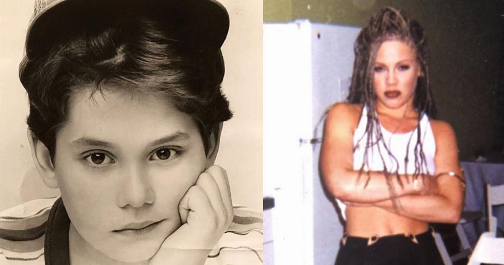 Today's 17 best celebrity TBT pics that show the awkward phases they never went through.