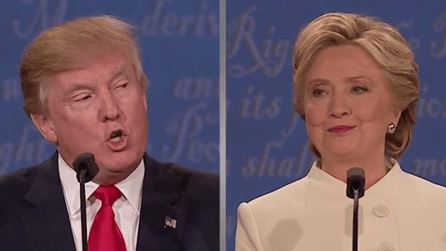 Here's what 25 celebrities were tweeting during the final presidential debate.