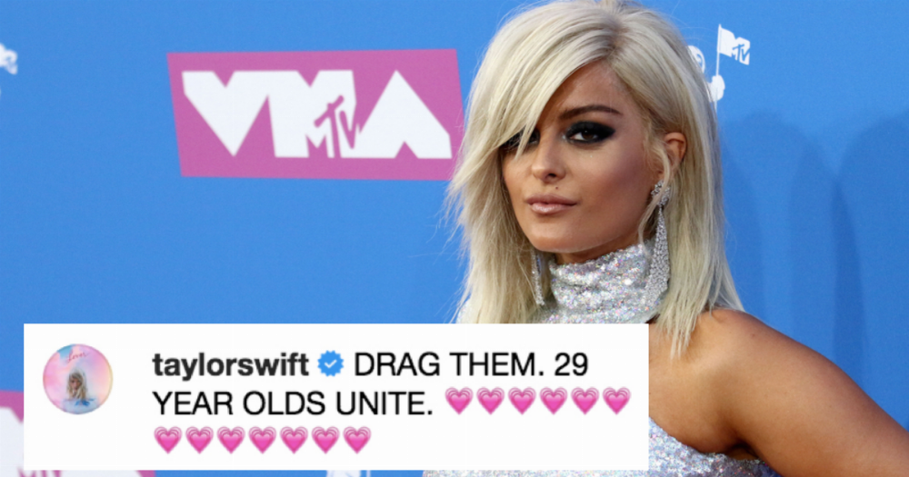 Celebs are supporting Bebe Rexha after a record exec told her 29 is 'too old' to be sexy.
