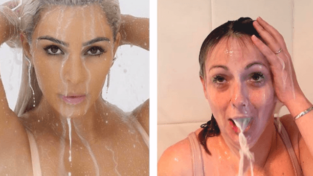 Comedian Celeste Barber is back to show you how celebs' glamorous Instagrams would look with a normal mom in them.
