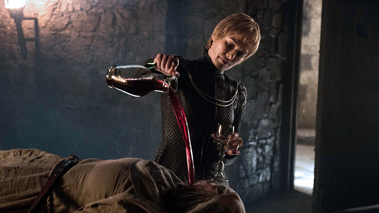 WE GET IT CERSEI YOU LOVE WINE.