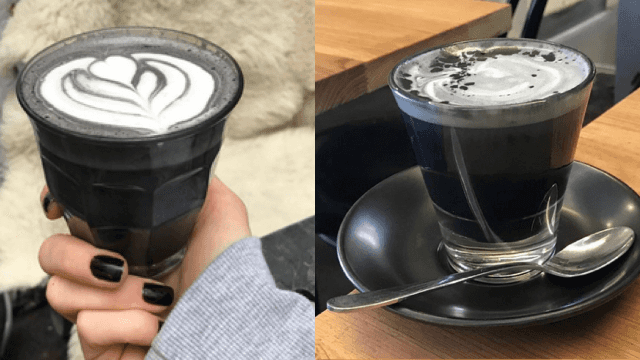 Goth lattes will caffeinate your dead soul.