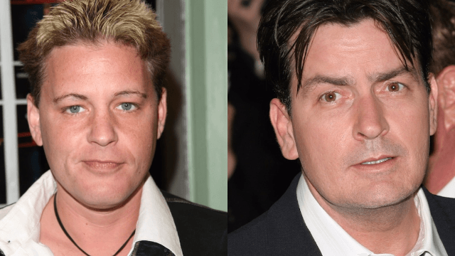 Charlie sheen has been accused of raping late actor corey haim and charlie sheen has been accused of raping late actor corey haim and it gets worse thecheapjerseys Choice Image