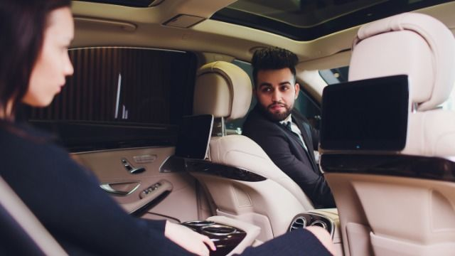 18 chauffeurs who've driven rich people share the craziest things they overheard.