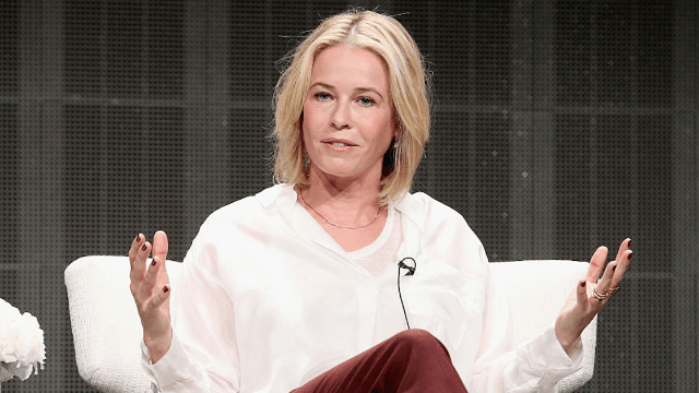 Chelsea Handler opens up about the two abortions she had when she was 16.