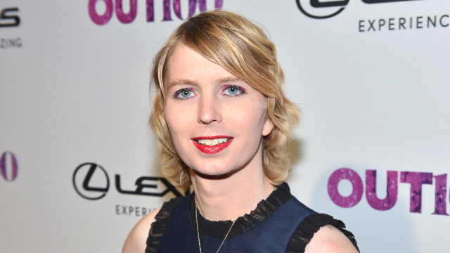 Chelsea Manning is officially running for U.S. Senate.