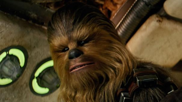 This soda can does a better Chewbacca impression than you do.