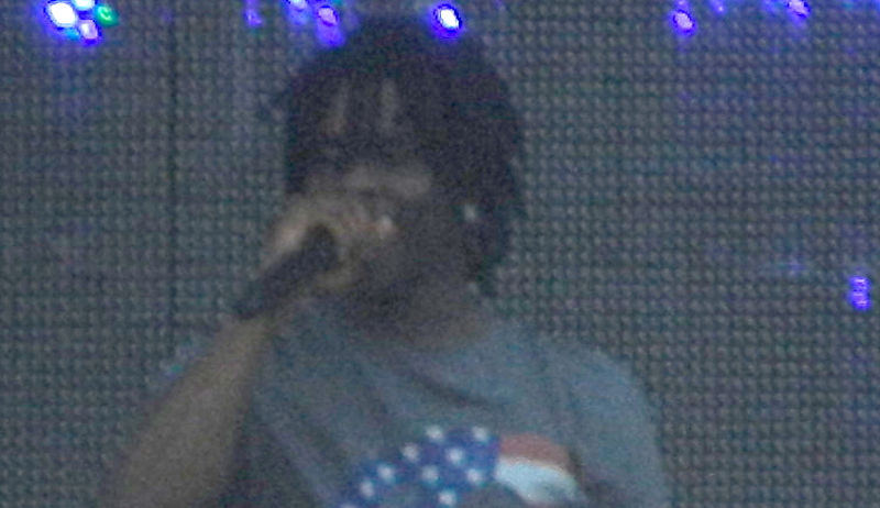 Couldn't you just have gone with Chief Keef Jr.? (via Wikimedia Commons)