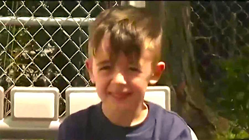 Adorable 6-year-old snitch calls the cops on his dad for something only kind of illegal.