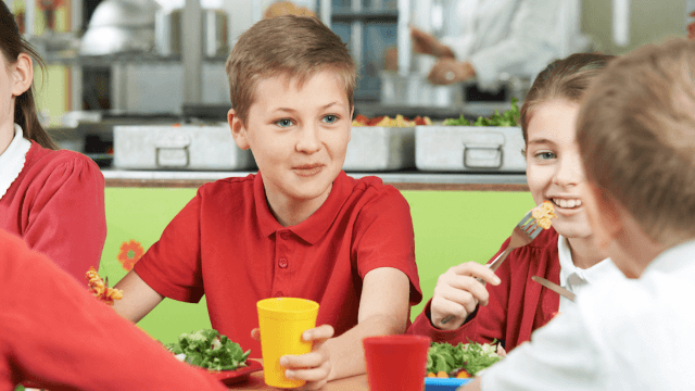 Third grader's parents informed he needs lunch money by the humiliating stamp on his arm.