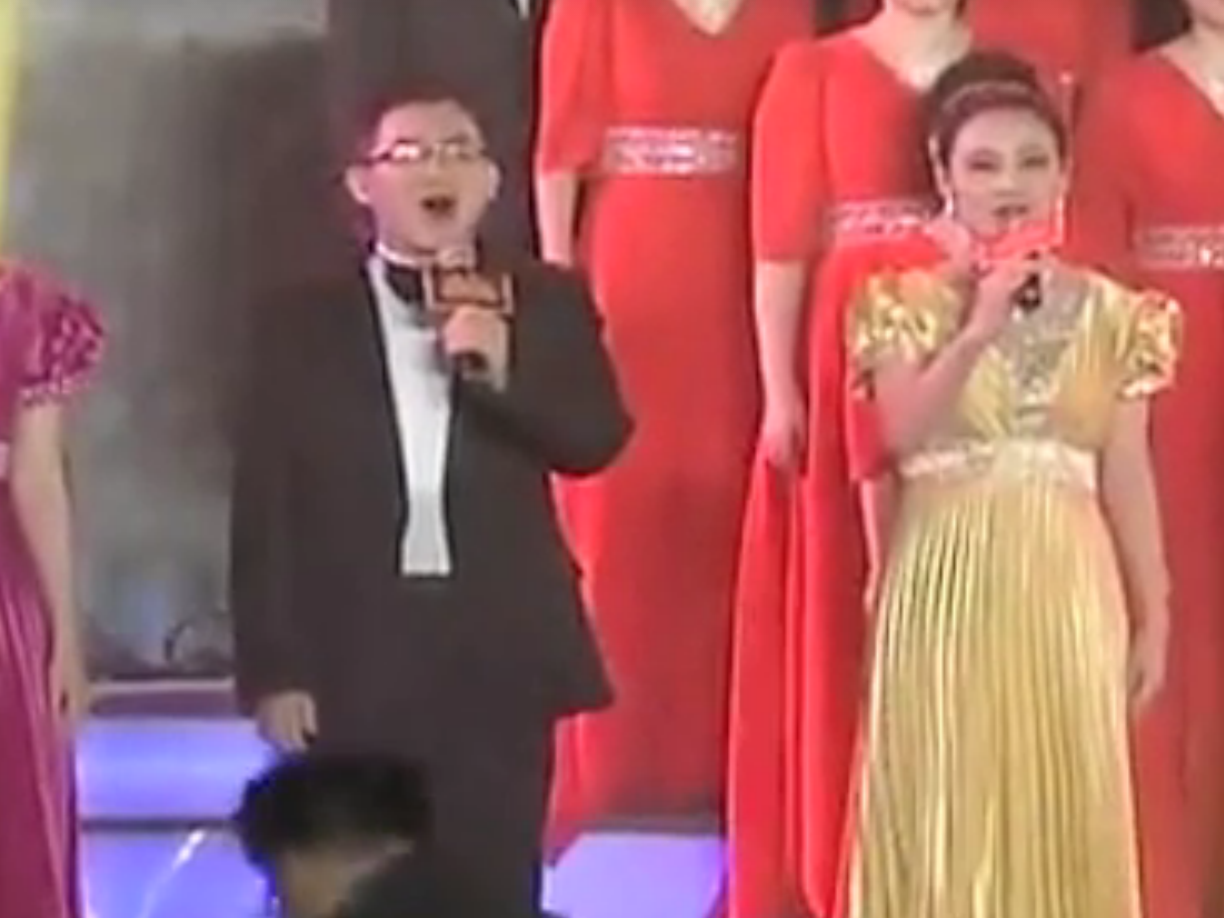 China's Internet censors made this hilarious anthem for themselves. Now they're trying to censor it.