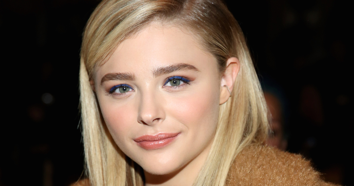 Chlo Grace Moretz Defended Her Reaction To The Kim -7575