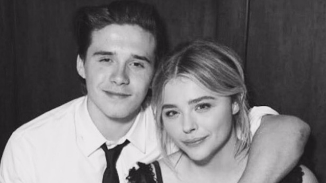 Chloë Moretz and Brooklyn Beckham made their red carpet debut, are full grown celebrities now.