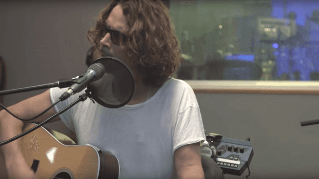 Watch Chris Cornell's awesome cover of Prince's 'Nothing Compares 2 U.'