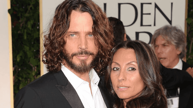 Read the touching letter Chris Cornell's wife wrote to her 'soulmate.'