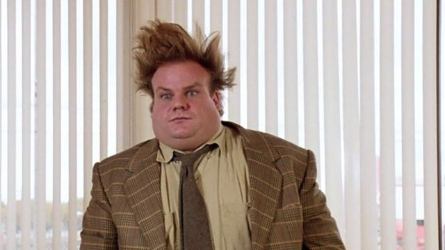Sweet mother of God! The 'Mission: Impossible' trailer is a lot better with Chris Farley instead of Tom Cruise.