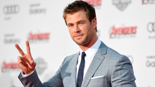 """Director Paul Feig tweeted that Chris Hemsworth has been cast in the new """"Ghostbusters."""""""