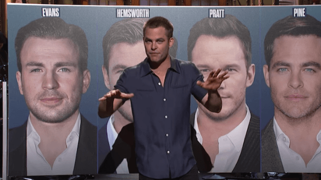 Chris Pine Explains How To Tell Him Apart From Chris Pratt Chris
