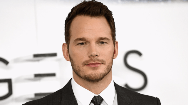 Chris Pratt shares hilariously real video on how he keeps his 'man boobs' sweat in check.