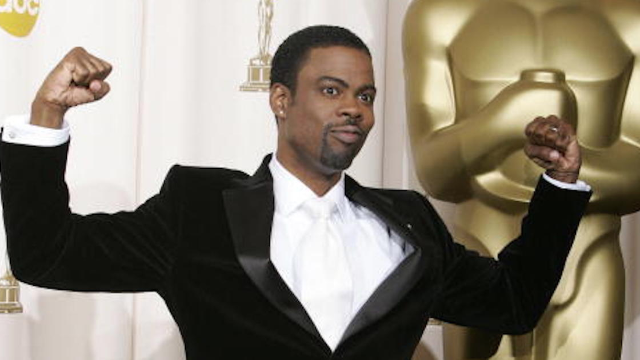 Chris Rock's opening monologue at the 2005 Oscars is the perfect promo for this Sunday.