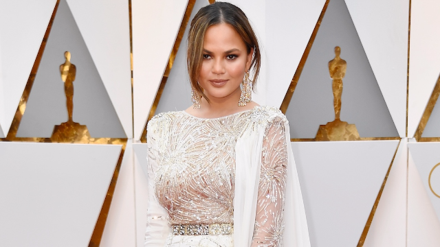 Chrissy Teigen shares TMI text about her butt with her doctor. And the entire internet.