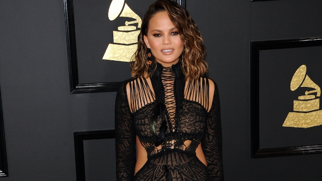Chrissy Teigen sparks debate by claiming we're all 'too scared' to admit Girl Scout cookies are bad.