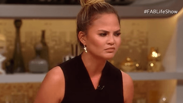 Chrissy Teigen shuts down Twitter troll who dared to shame her for IVF.