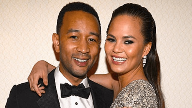 Chrissy Teigen talks about the time John Legend tried to break up with her. It didn't work.