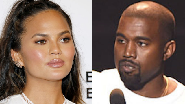 Chrissy Teigen's response to Kanye's latest tweetstorm says what we're all thinking.