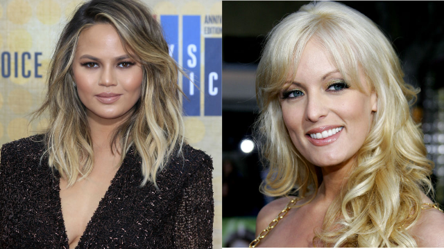 Stormy Daniels destroyed an alt-right troll who came for her. Even Chrissy Teigen is impressed.