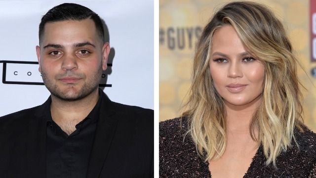 Designer Michael Costello claims Chrissy Teigen bullied him and shares her DMs.