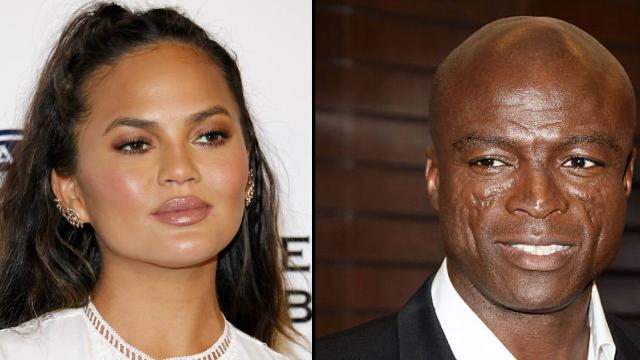 Chrissy Teigen calls out Seal after he slams Oprah in brutal Instagram post.