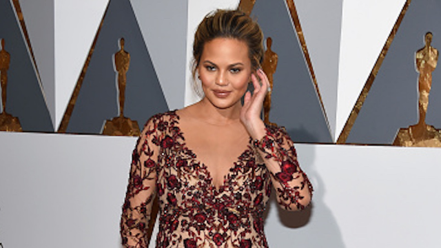 Chrissy Teigen and John Legend's daughter starts preschool