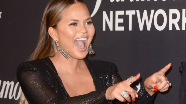 Chrissy Teigen answered fan questions about what it's like to be famous.
