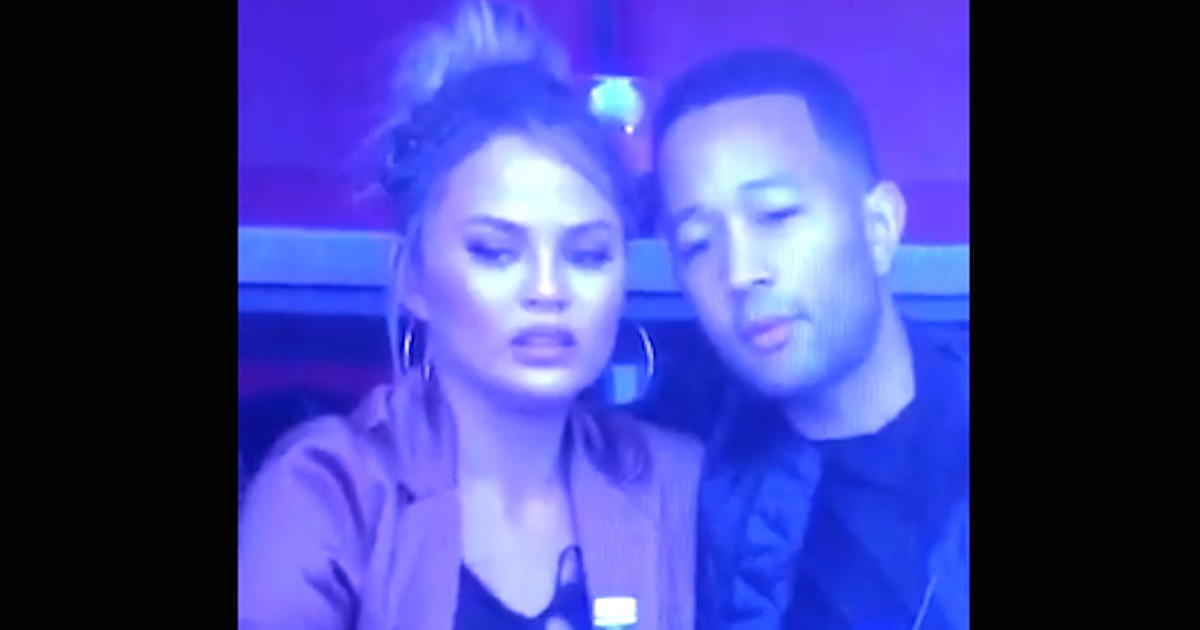Chrissy Teigen Accidentally Pays Tribute To Janet Jackson -3819
