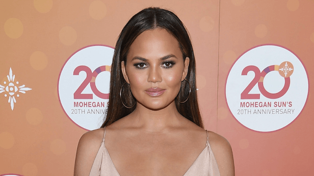 Chrissy Teigen has some words for anyone who thinks Clinton's at all 'worse' than Trump.