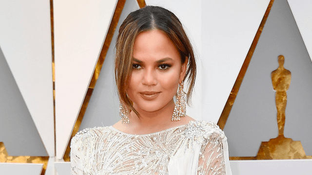 Chrissy Teigen shuts down 'miserable' trolls who went after her one-year-old daughter.