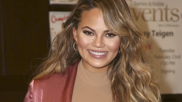 Chrissy Teigen announces Twitter break after criticism from cookbook author led to cyberbullying.