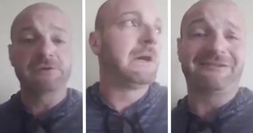 Image result for Chris Cantwell crying