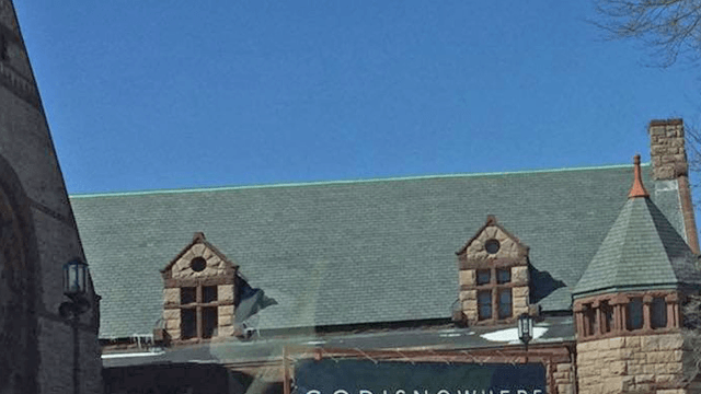 Church accidentally promotes atheism with poorly-designed sign. Internet goes nuts.